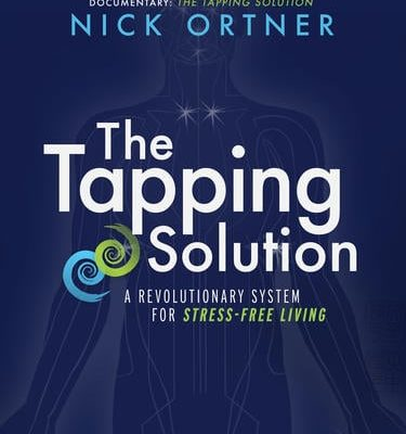 The Tapping Solution, by Newtown resident Nick Ortner, was published in April.